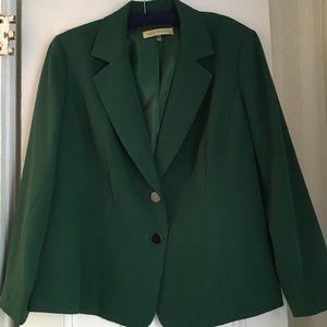 Summer Green Blazer
